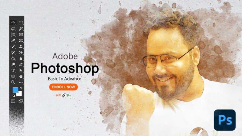 Adobe Photoshop Course | Beginner To Pro