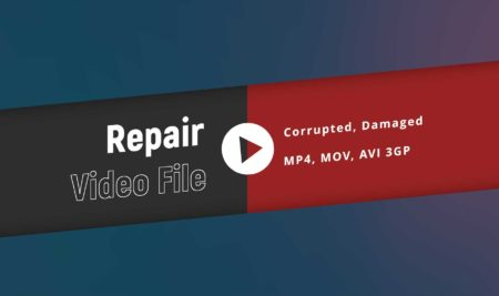 Corrupt Video File ko Repair kaise kare | Fix Damaged, Unplayable .MP4 .MOV .AVI