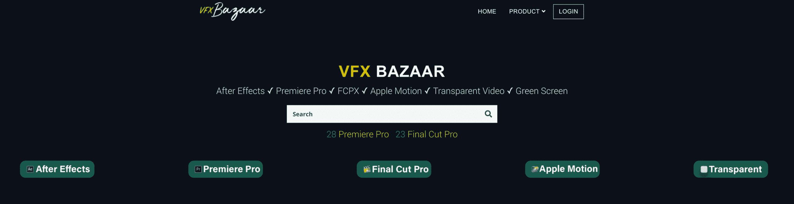 vfxbazaar.com
