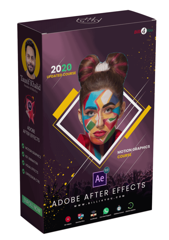 Aobe After Effects Hindi Course