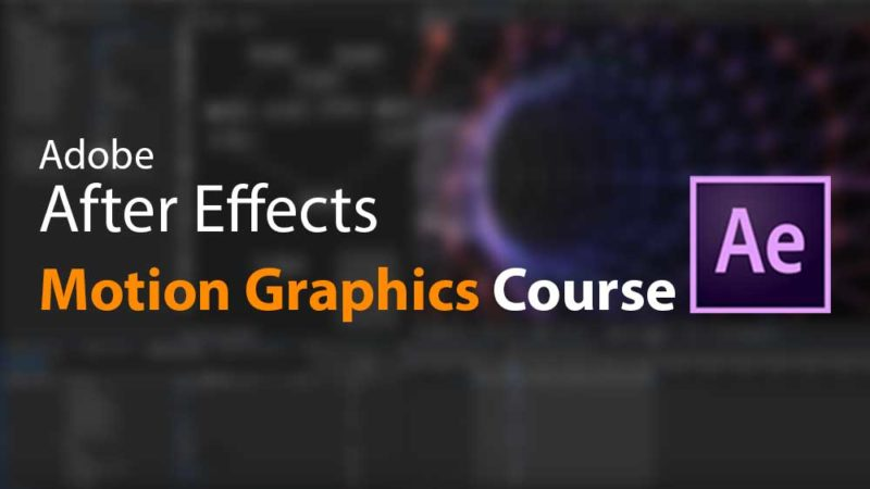 After Effects CC Master Course 2020