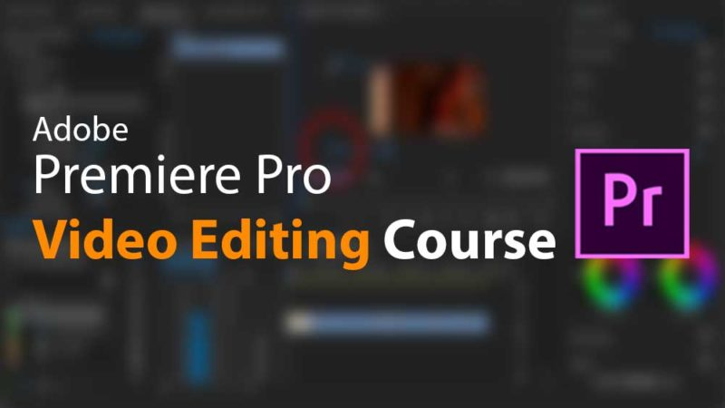 Premiere Pro CC 2020 Professional Video Editing Course